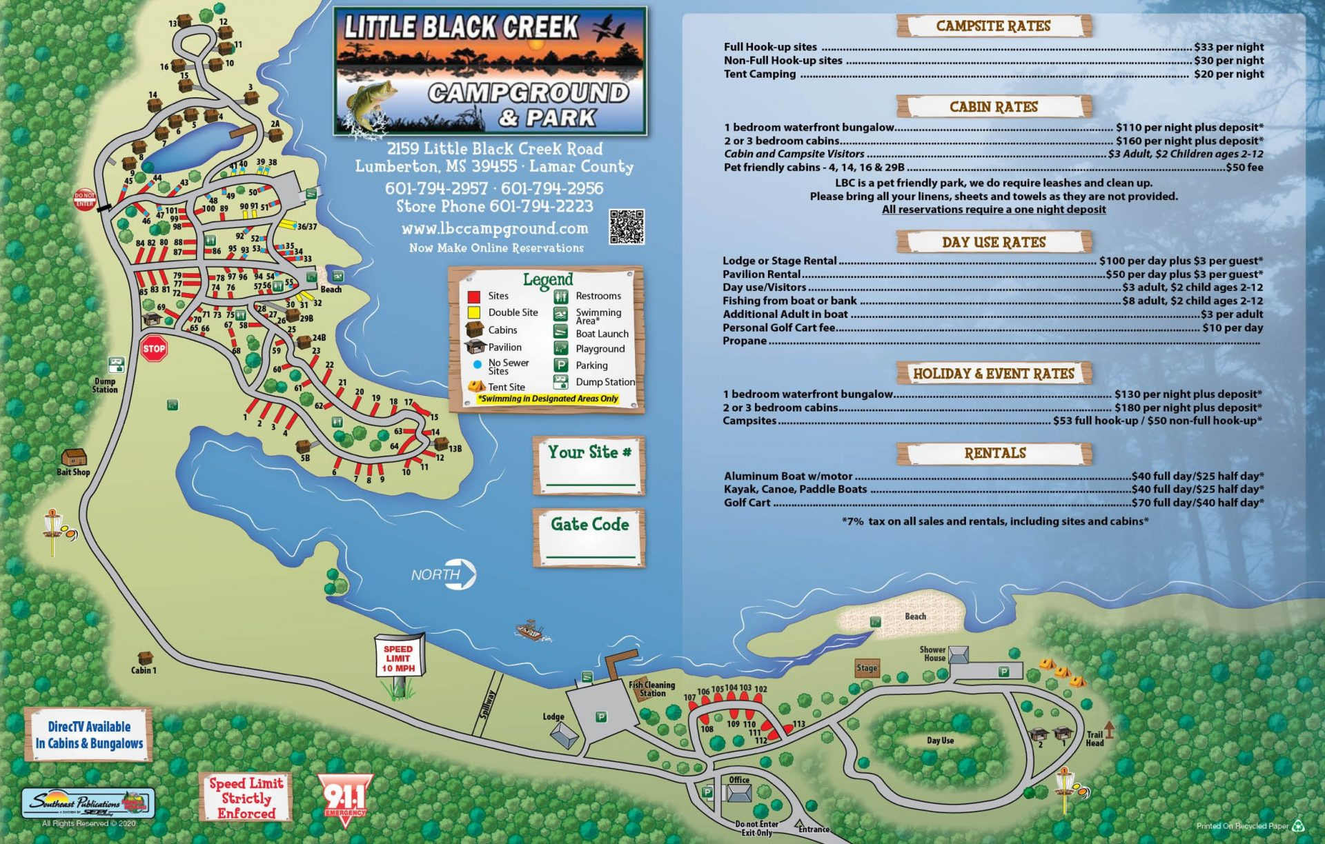 little_black_creek_campground_lumberton_ms